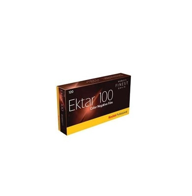 Película Negativo Color 120 Kodak Ektar 100 P-5 | 8314098