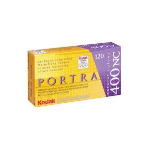 Pelicula Negativo Color 120 - Kodak Portra 400 P-5   8331506