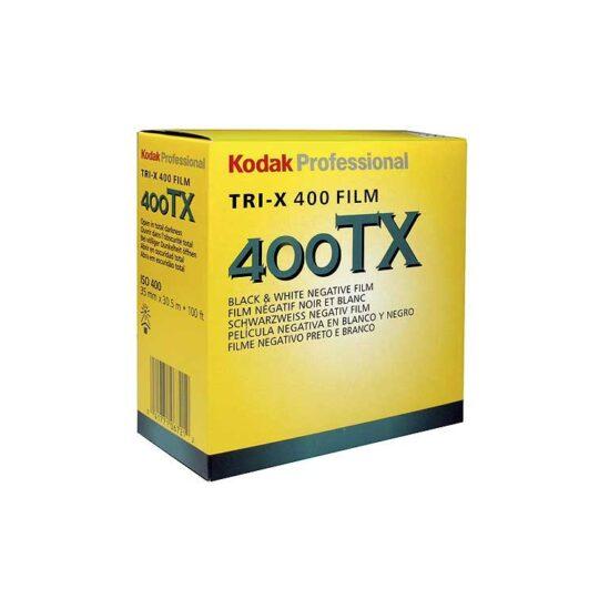 Kodak Tri-X Pan 400 Lata 30 mts. Película Blanco y Negro