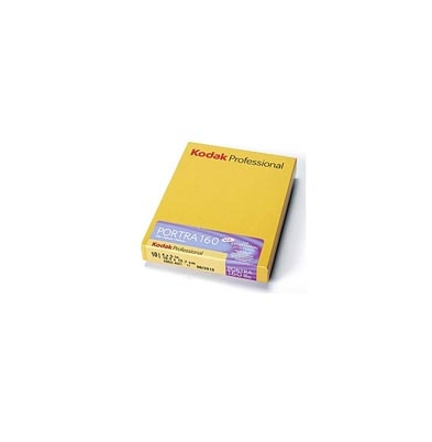 Kodak Portra 160-10x12 Película Negativo Color Pack 10 hojas