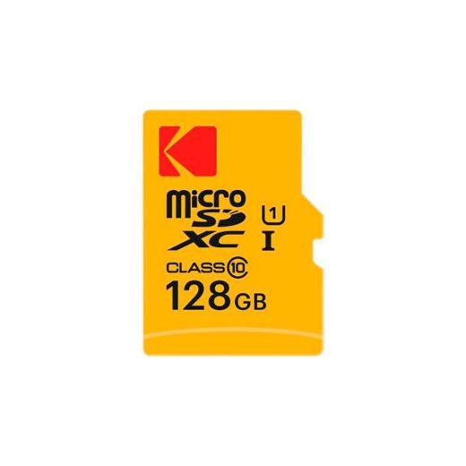 Tarjeta Memoria SDXC Micro  128Gb Kodak 20 Mb/s C10 | K143631
