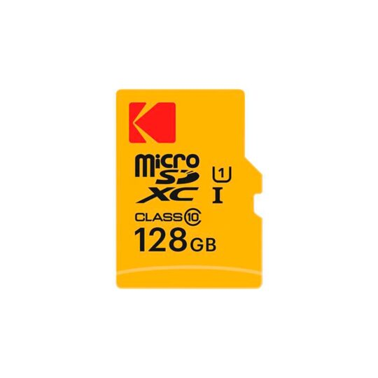 Kodak Tarjeta Memoria SDXC Micro  128Gb Kodak 20 Mb/s C10
