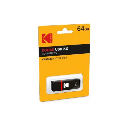 Pendrive Usb 64Gb Kodak K100 2.0 | K146939
