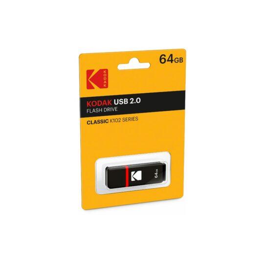 Kodak Pendrive Usb 64Gb K100 2.0