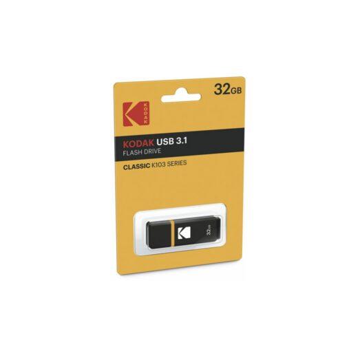 Pendrive Usb -  32Gb Kodak K100 3.1 | K147028