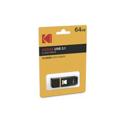 Pendrive Usb 64Gb Kodak K100 3.1 | K147059