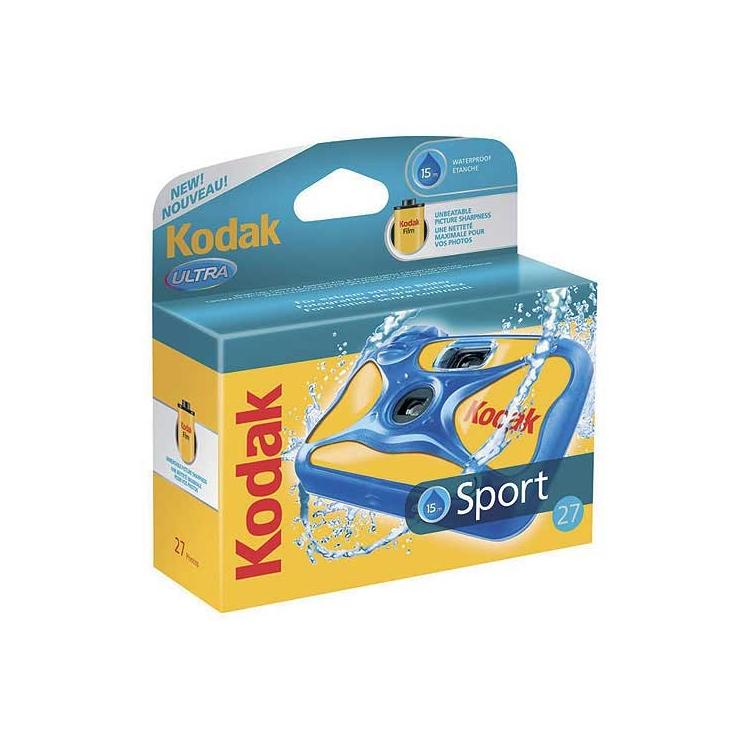 Kodak Ultra Water Sport 800-27, Cámara de un solo uso