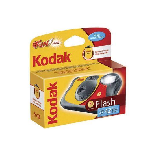 Kodak Fun Saver Flash 800-27+12 Cámara de Un Solo Uso