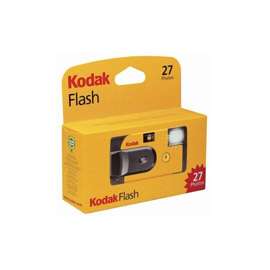Kodak Fun Saver Flash 800-27 Cámara de Un Solo Uso