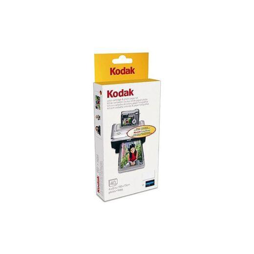 Papel Térmico Kodak Printer Dock Media 200 Fotos 10x15 G600   1557537