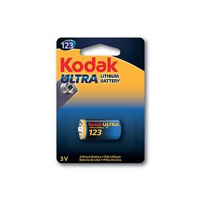 Pila - CR 123 3v Kodak Max K123LA (Bl-1) | 30956223