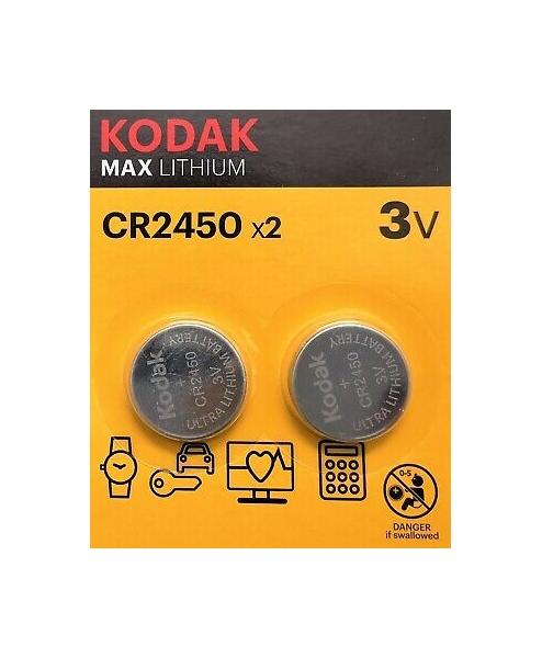 Pila CR 2450 Kodak Max (BI-2)   30417762
