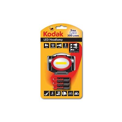 Linterna Frontal - Kodak LED 5W 300 lumens | 30413870
