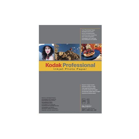 Papel Inkjet - Photo 255 grs. Kodak Professional Photo Paper Brillo
