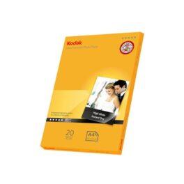 Papel Inkjet - Kodak Ultra Premium 280 gr. Brillo