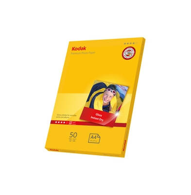 Papel Inkjet - Kodak Premium 240 gr. Brillo | 5740094