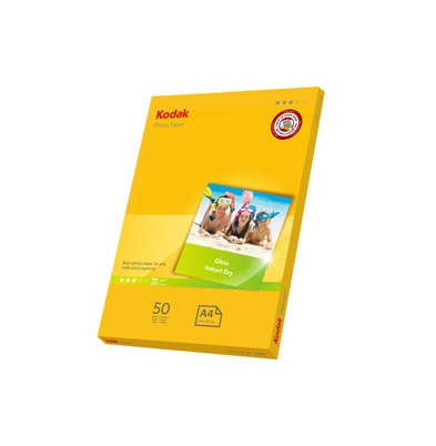 Papel Inkjet Kodak Photo 180 gr. Brillo