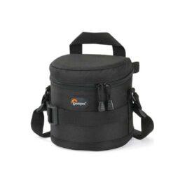 Bolso - Lowepro Lens Case 11 x 11cm Negro