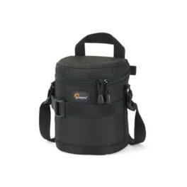 Bolso - Lowepro Lens Case 11 x 14cm Negro