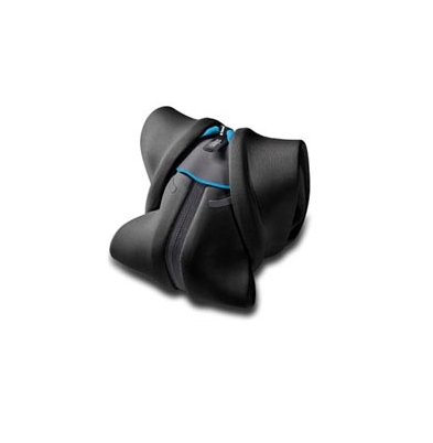 Correa Proteccion - Miggo Strap & Wrap para Hibridas/Evil Negra/Azul | SR-CSCBB50