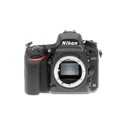 Nikon Cámara Reflex D750 Cuerpo