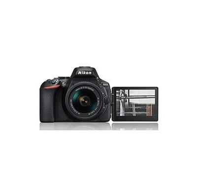 Camara Reflex - Nikon D5600 Objetivo AFP 18/55 VR Kit   VBA500K1