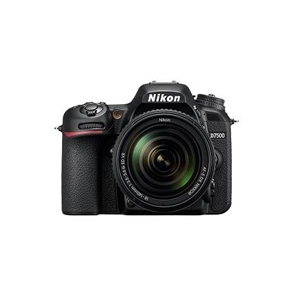 Nikon Cámara Reflex D7500 Objetivo Afs Dx 18-140mm G VR