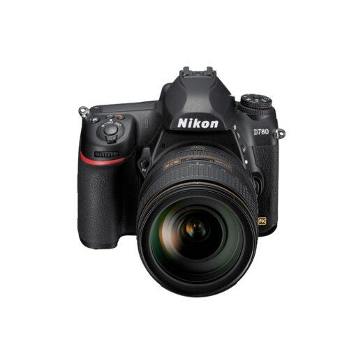 Cámara Reflex Nikon D780 Objetivo 24-120mm G VR f/4 | VBA560K001