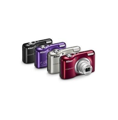 Camara Compacta - Nikon Coolpix A10 Roja Kit | 999A10R1