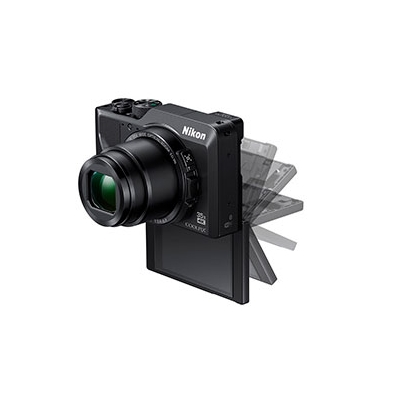 Camara Compacta - Nikon Coolpix A1000 Negra | VQA080EA