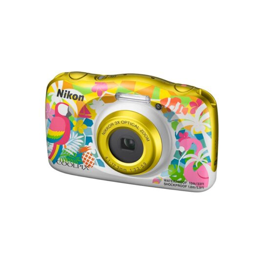 Nikon Cámara Compacta Coolpix W150 Resort Kit Sumergible 10 mts