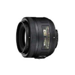 Objetivo - Nikon DX AF-S    35mm F1.8G