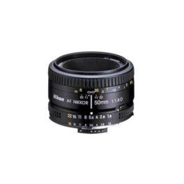 Objetivo - Nikon AF-S    50mm F1.8G