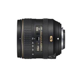 Objetivo - Nikon DX AF-S   16-80mm. F2.8-4E ED VR