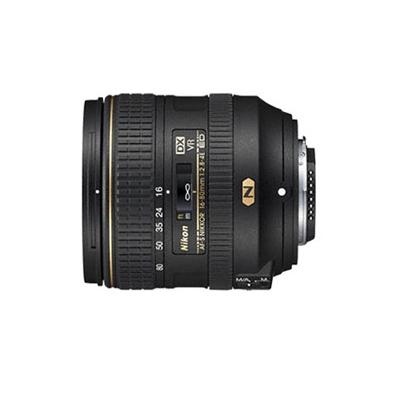 Objetivo Nikon DX AF-S 16-80mm. f/2.8-4E ED VR | 999788