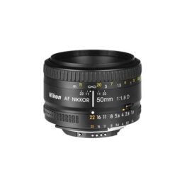 Objetivo - Nikon FX AF    50mm F1.2