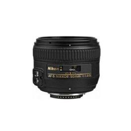 Objetivo - Nikon AF-S    50mm F1.4 G