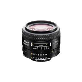Objetivo - Nikon FX AF    28mm F2.8D