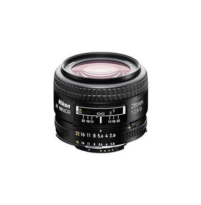 Objetivo Nikon f/X AF 28mm f/2.8D | 141308