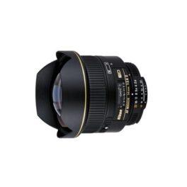 Objetivo - Nikon FX AF    14mm F2.8 D