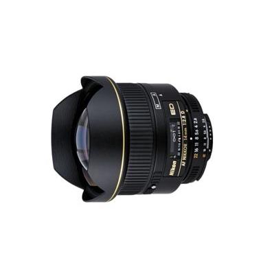 Objetivo - Nikon FX AF    14mm F2.8 D | 141310