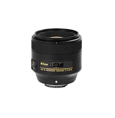 Objetivo Nikon AF-S 85mm f/1.8G | 142441