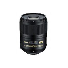 Objetivo - Nikon AF-S    60mm F2.8G Micro