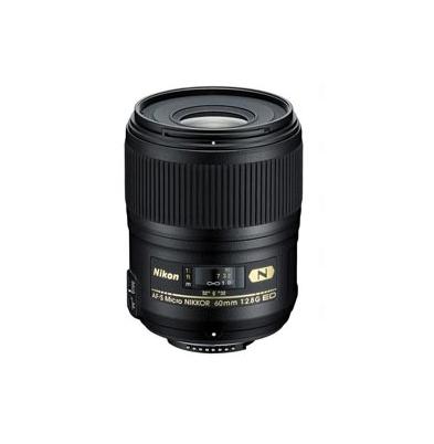 Objetivo Nikon AF-S 60mm f/2.8G Micro | 144611