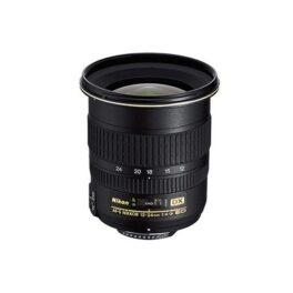 Objetivo - Nikon DX AF-S   12-24mm F4G ED-IF