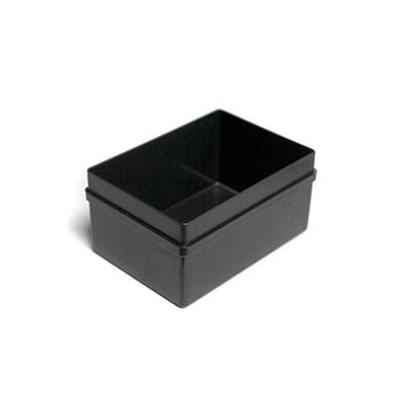 AP Caja para Marquitos 5x5 G cuadrada Negra Base (168 unidades)