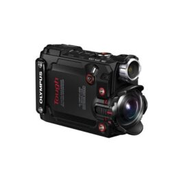 Camara Compacta - Olympus TG-Tracker Negra Sumergible 30 mts