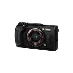Camara Compacta - Olympus TG-6 Negra Sumergible 15 mts | V104210BE000