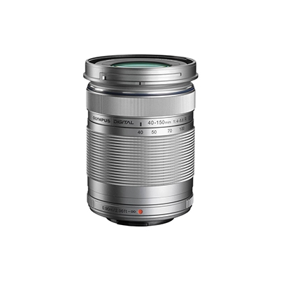Olympus M.Zuiko Objetivo Digital 40-150mm II R Plata
