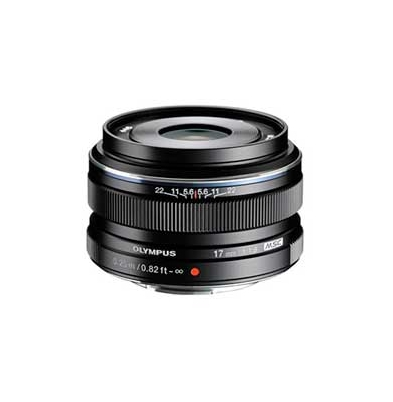 Objetivo - Olympus M.Zuiko Digital  17mm 1:1.8 Negro (metalico) | V311050BE000